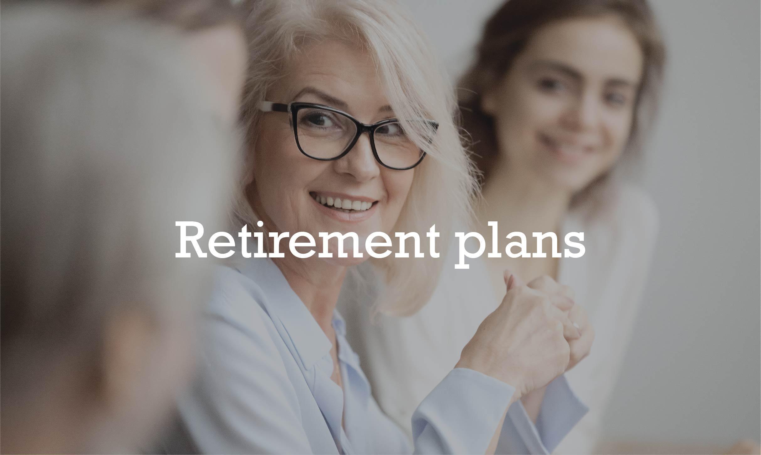 Retirement Plans Image